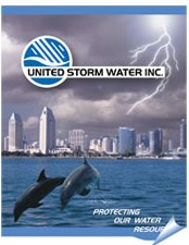 United Storm Water Brochure Cover