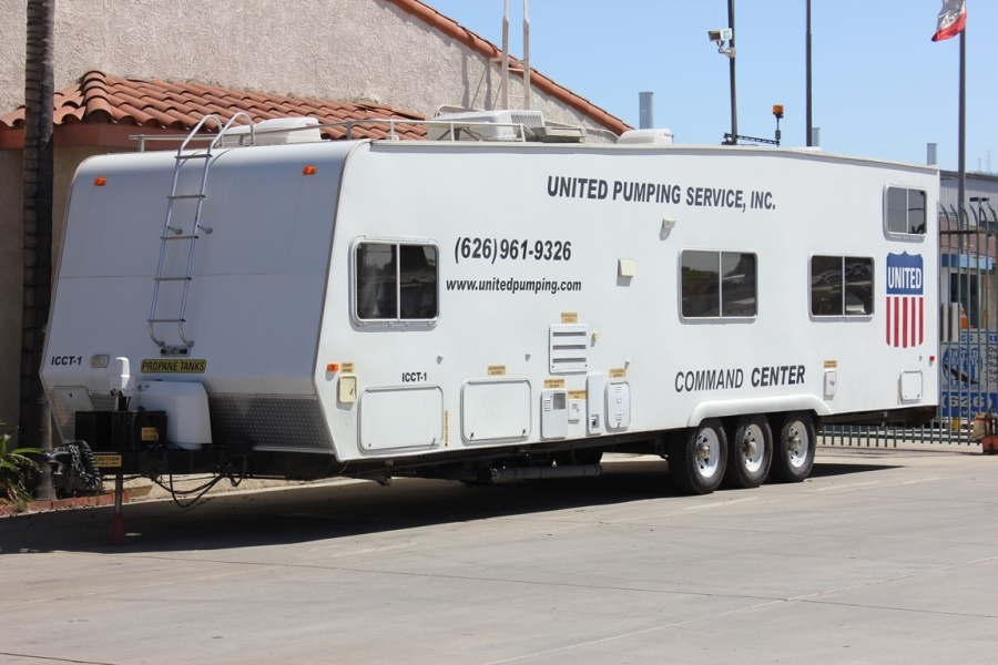 United Storm Water Emergency Command Center