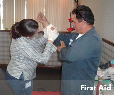 United Storm Water First Aid Training