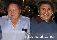 United Family - Eduardo Perry and His Brother Vic